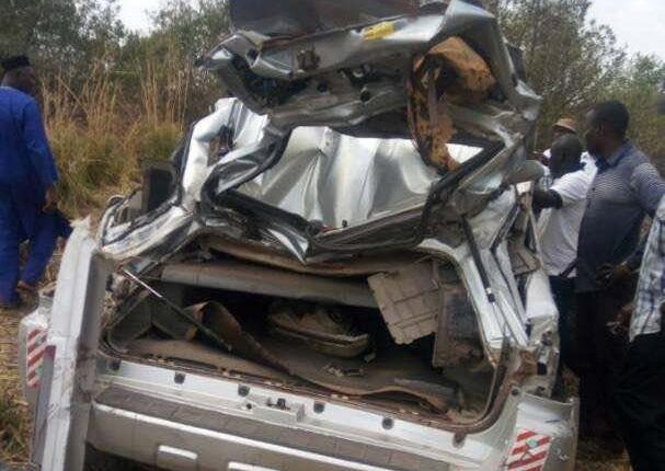 MP, ex-DCE survive gory motor crash