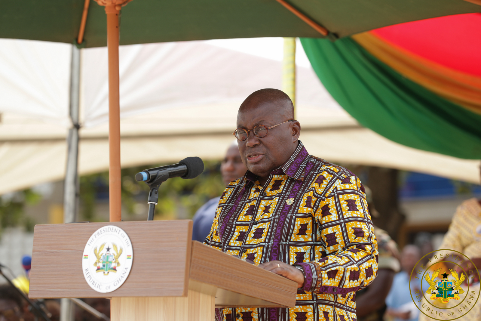 Don't charge unapproved fees – Prez Akufo-Add to Heads of SHS
