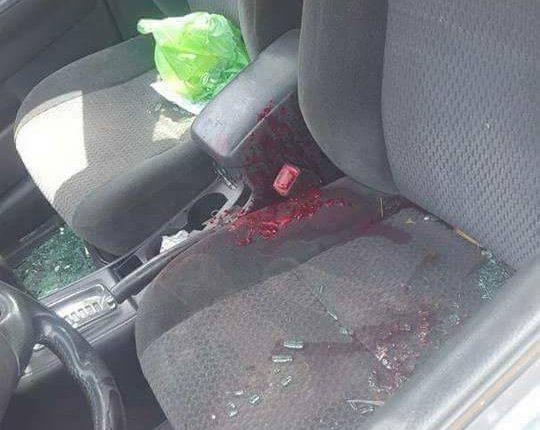 Tema: Lebanese shot dead after visiting bank
