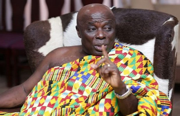 E/R: Over 500 houses to be demolished for Okyenhene palace expansion