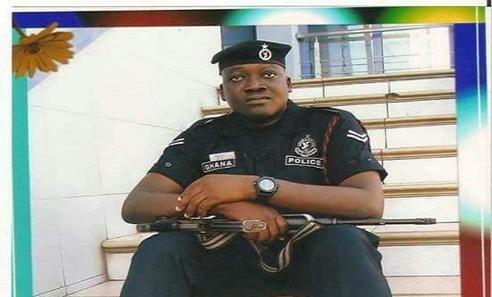 Policeman who resigned to campaign for Akufo Addo employed