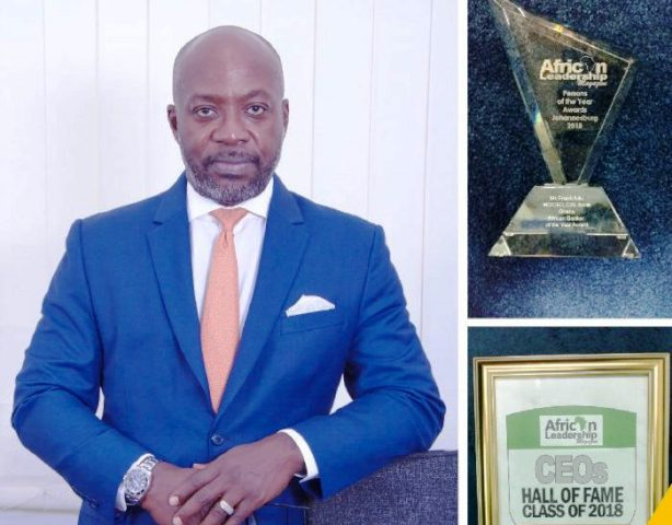 CalBank MD wins African Banker of the Year