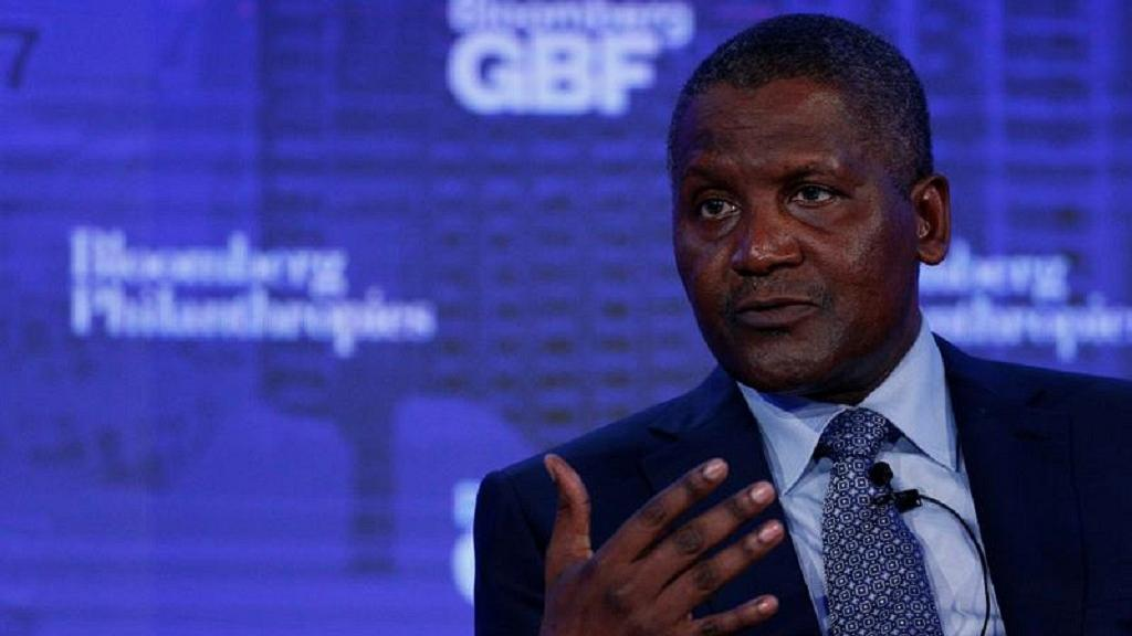 Aliko Dangote is world's 100th richest man – Forbes