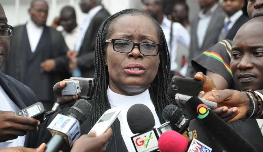 Throw out suit against Amidu – AG to SC