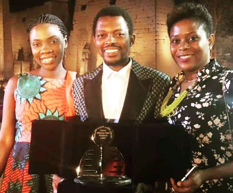 Keteke movie gets award at Luxor African Film Festival in Egypt