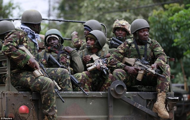Treat Tamale rampaging soldiers as Terrorists – Security Analyst