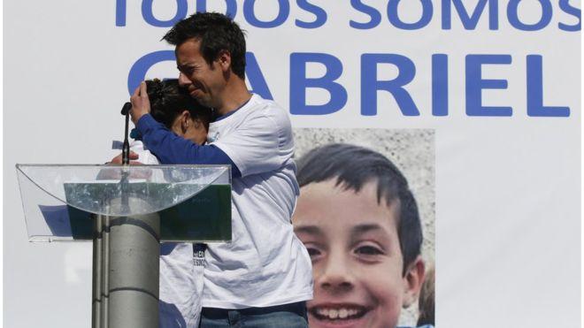 Missing Spanish boy found dead in Stepmum's car