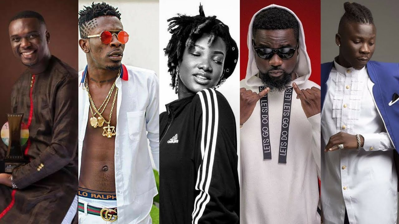 Who wins 2018 VGMA 'ARTISTE OF THE YEAR