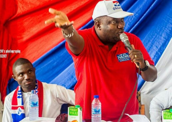 Ephson lied; he didn't conduct any survey on NPP polls – Nana B