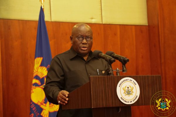 Assist Special Prosecutor in corruption fight – Akufo Addo to OSP Board