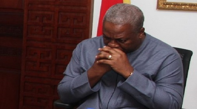 Desperate Mahama trying to remain relevant for 2020 election – Dr Nyarko