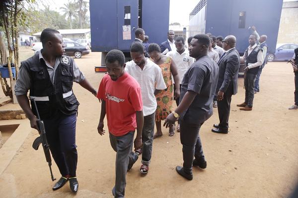 """Major Mahama """"killers"""" reject jury"""