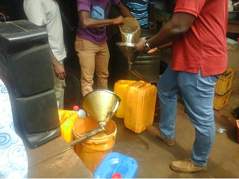 Fuel smuggling: Step up arrests to disband fuel gang now – COPEC-GH