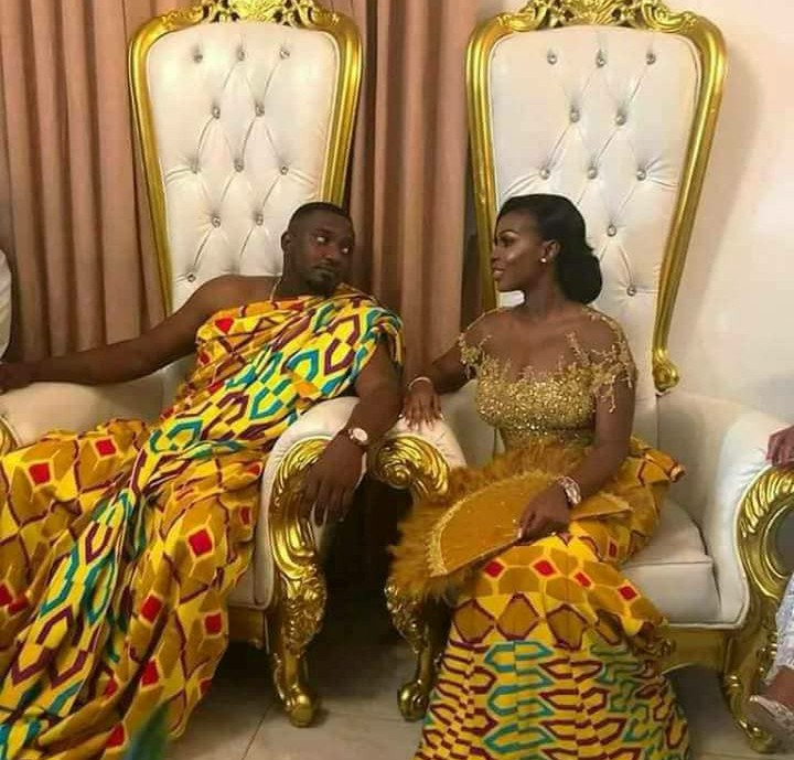 John Dumelo finally marries