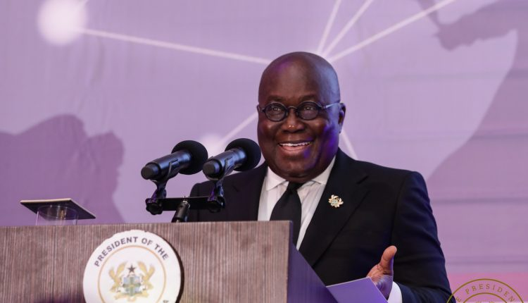 Akufo Addo accepts credentials of four new Ambassadors