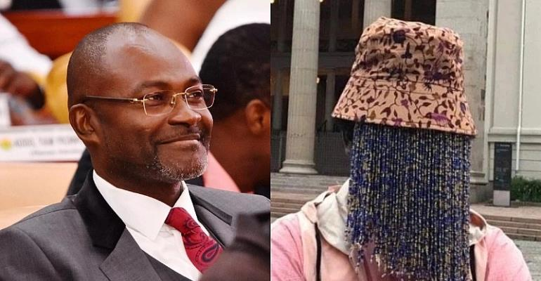 Anas sues Ken Agyapong for defamation; demands GHC25m
