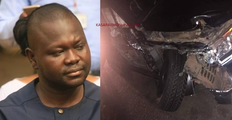Dep. Chief of Staff examined and discharged after near fatal accident