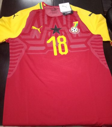 Black Satellites to outdoor new Ghana jersey in AYC qualifier against Algeria TODAY