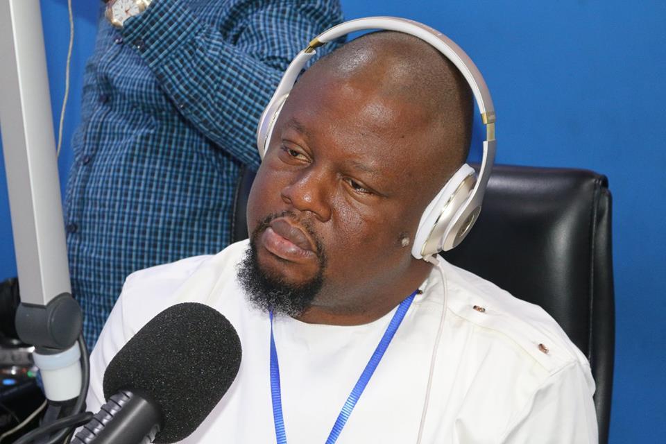 Kwami Sefa Kayi wasn't my target because he was miles ahead – Fiifi Banson