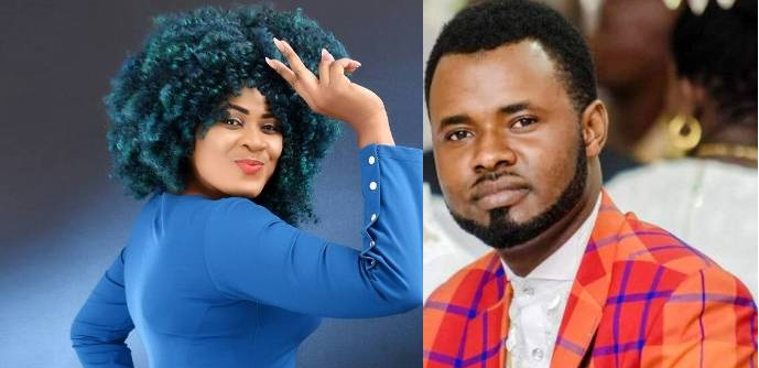 VIDEO: 'I'm not an Angel' – Ernest Opoku confirms actress Nayas' abortion accusation