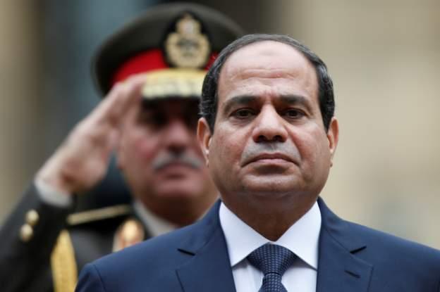 Egypt's president pardons more than 330 people