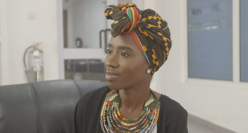 'Trokosi' survivor Brigitte Sossou Perenyi on her documentary 'My Stolen Childhood'