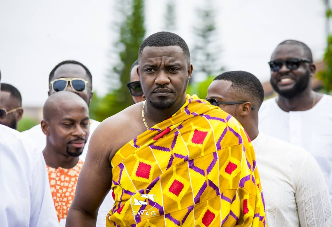 ALL PHOTOS: John Dumelo and Mawunya's Traditional Marriage ceremony