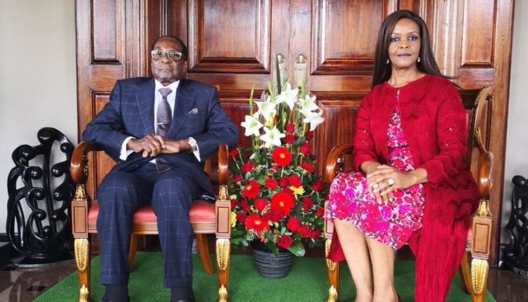 Mugabe to be questioned from home on missing cash