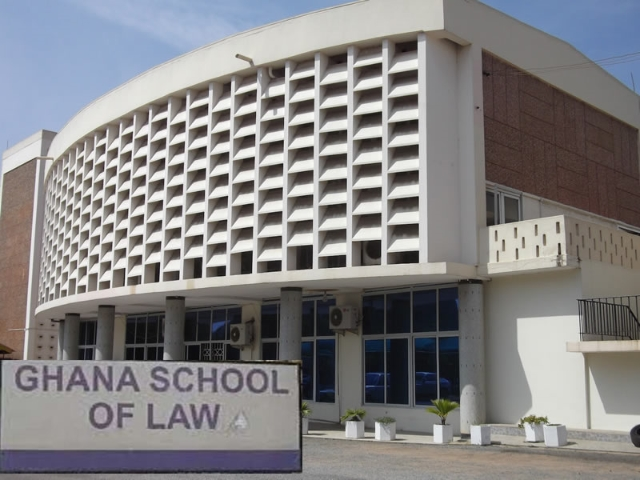 50% score and above will be admitted into Ghana School of Law – Director