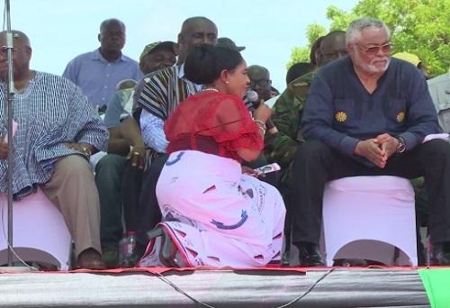 NDC didn't sanction Desoso's apology to Rawlings – Asiedu Nketia