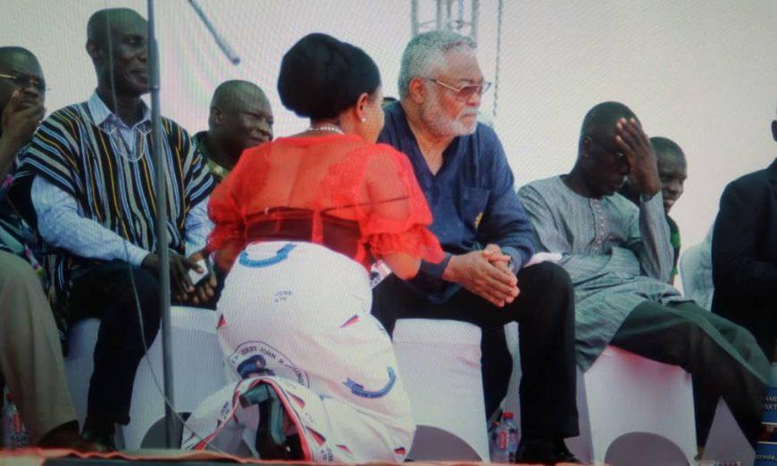 We support De Sosoo's apologies to Rawlings – NDC