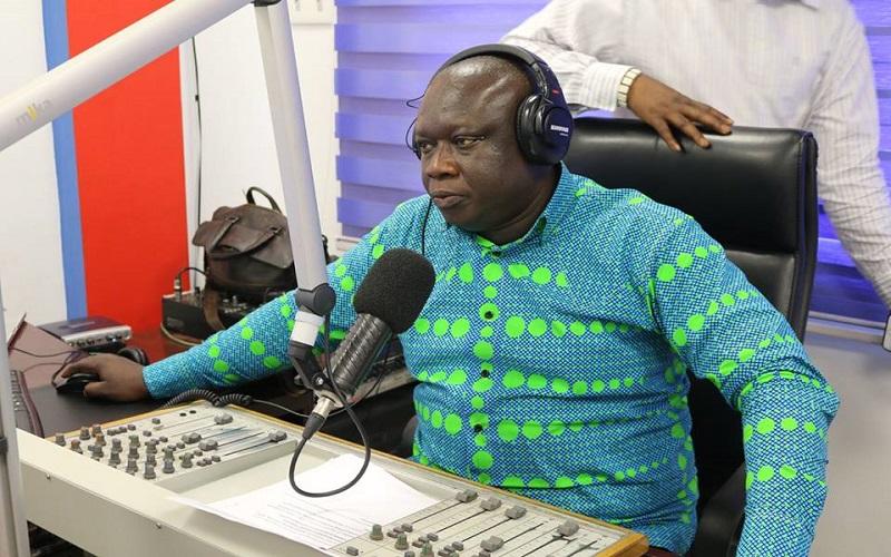 WATCH: Kasapa FM's Morning Show host slams Ghana's Health Sector staff