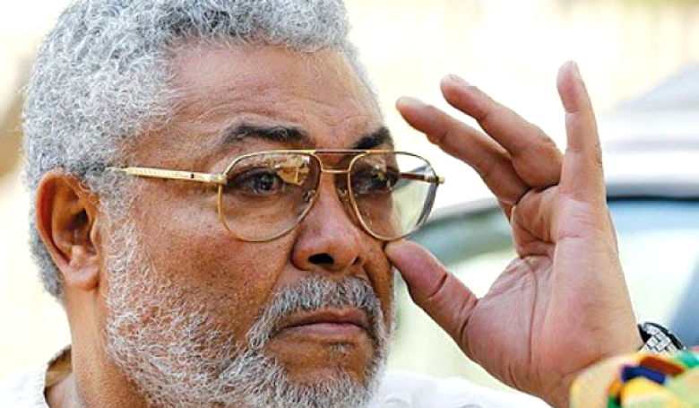 Respect what I stand for or forget power – Rawlings to NDC