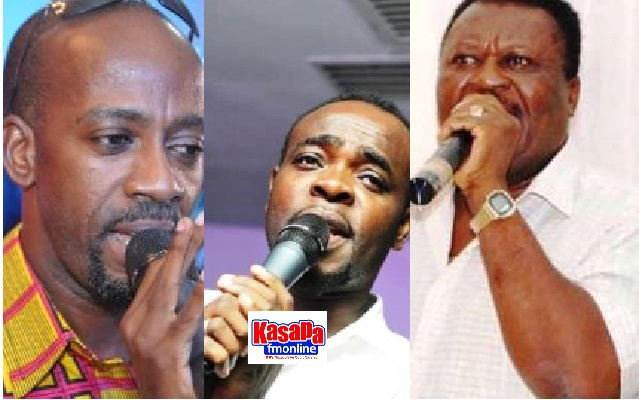 """Rex Omar, Kofi B, others made the most profane songs"" – Wei Ye Oteng"