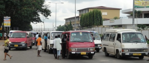 Transport fares up by 10% effective today