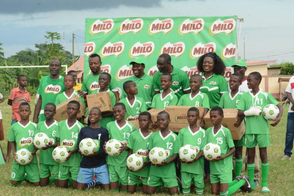 Amasaman M/A Primary heads to Milo Under 13 Champions League finals