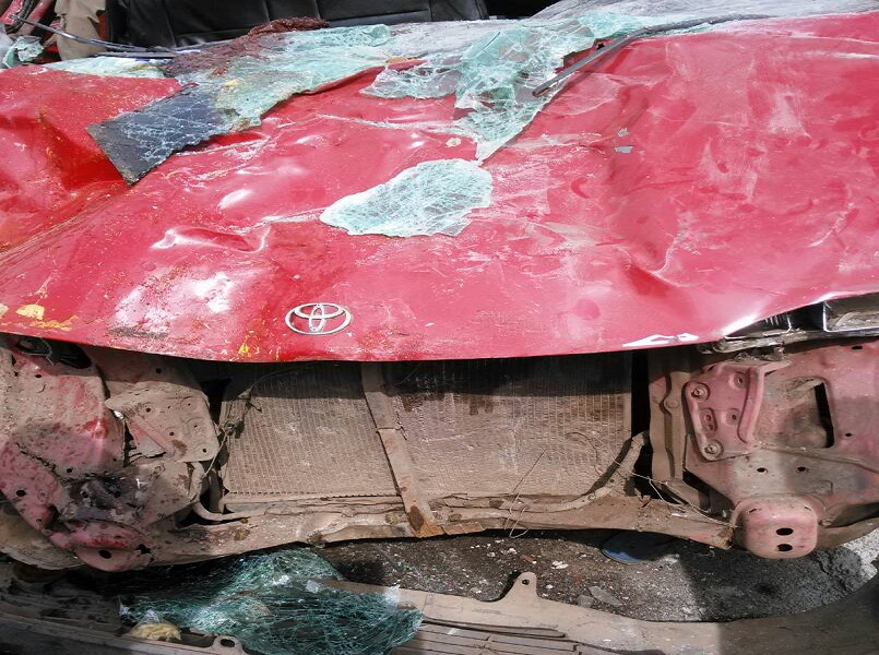 C/R: 9 die in gory accident; others in critical condition