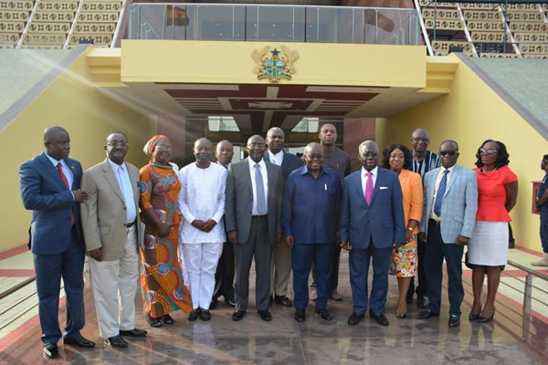 Akufo-Addo bans Ministers, other appointees from foreign trips