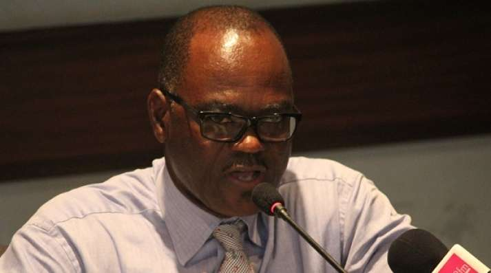GFA: Kofi Amoah named FIFA Normalization C'ttee Prez.