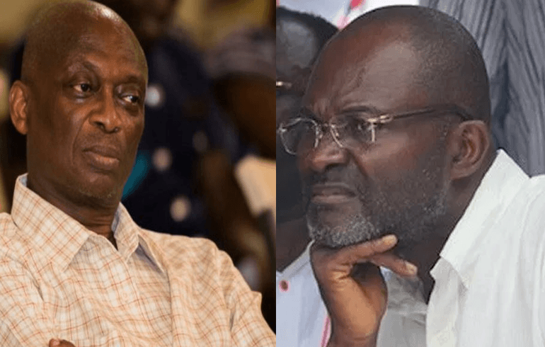 I'm not a coward; bring it on – Baako dares Agyapong