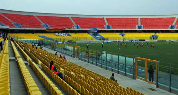 Accra Sports Stadium ruled out as venue for AWCON