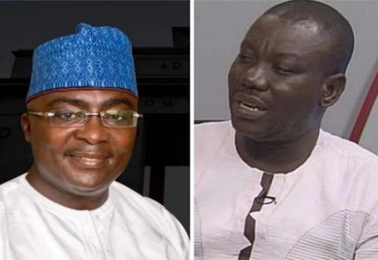 Blame Bawumia for 'political noise' on Cedi – Adongo