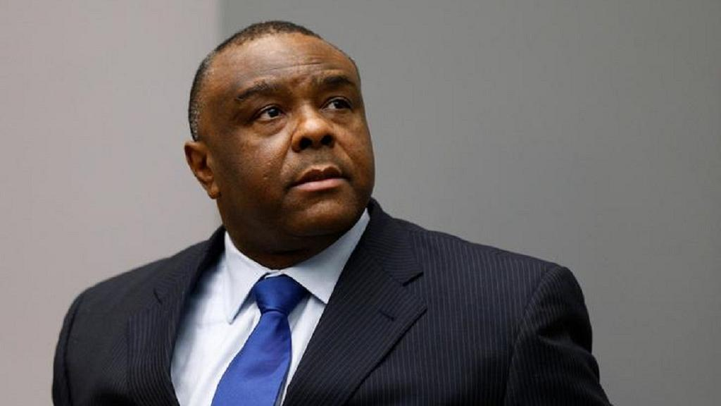 DR Congo opposition leader Bemba nominated for presidential election