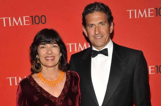 CNN's Christiane Amanpour divorcing husband of 20 years