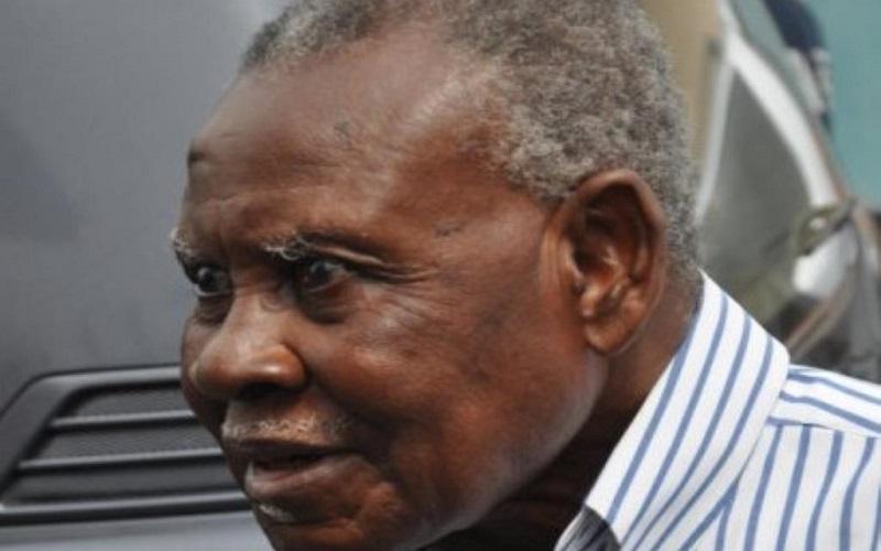 Elder Statesman J.H Mensah dies at 90
