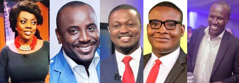 5 EIB Journalists make 2018 Avance Media TOP 50 Ghanaian Journalists list