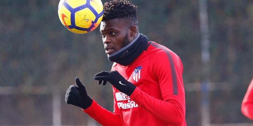 Ban on football killing Ghanaian talents – Thomas Partey