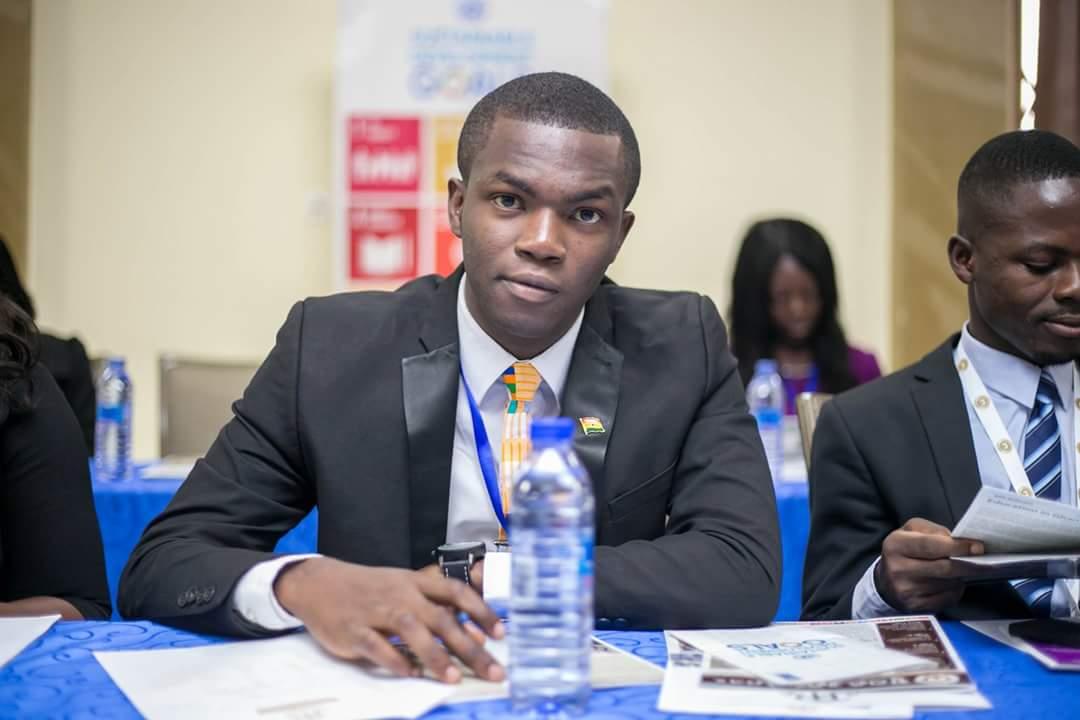 """Patrick Fynn Named """"Youth Opportunities"""" Global Ambassador for Ghana"""