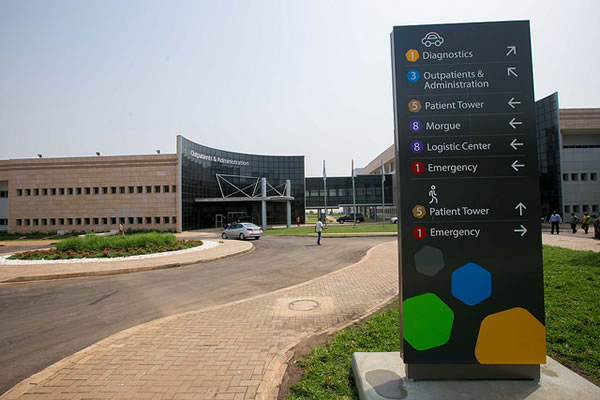 University of Ghana Medical Centre finally opens July 18