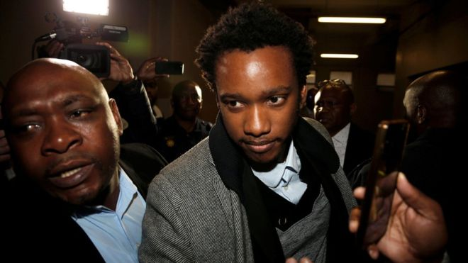 South Africa ex-President Jacob Zuma's son charged with corruption